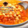 Суп «Нутовый с копченостями»