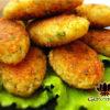 Котлеты с капустой брокколи