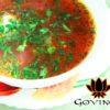 Борщ с томатами «Как у бабули»