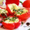 Перец фаршированный  «2 сыра»